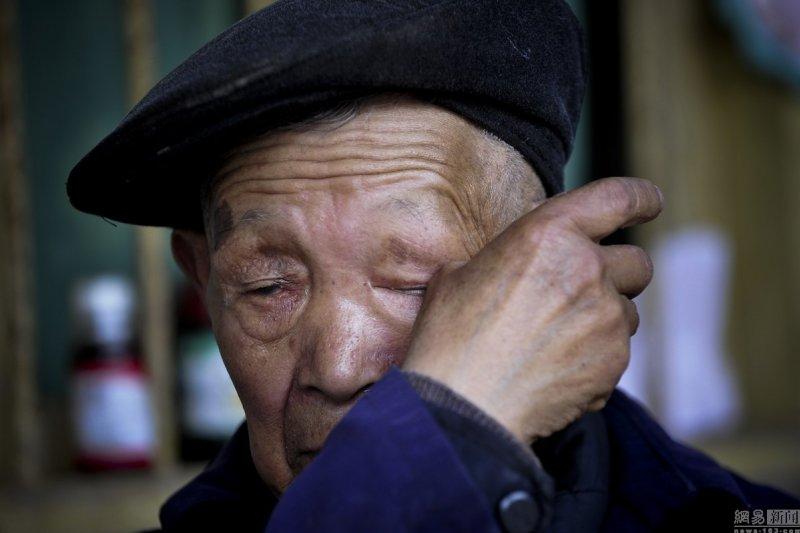 宋克成:「我們宋家守護這座大墓,已經八百多年了,我是第十三代。」(取自網路)