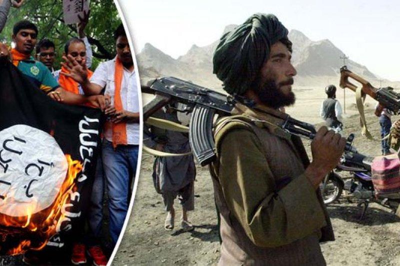 基地組織在阿富汗再起,與神學士重新恢復緊密交往。(取自推特)