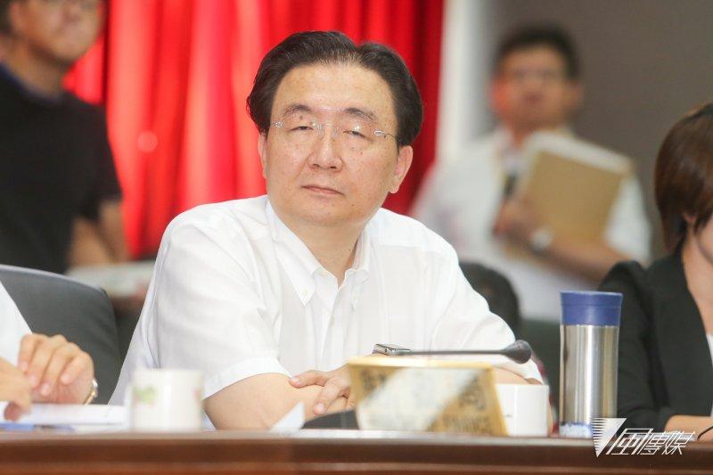 20160908-臺北市環保局長劉銘龍(陳明仁攝)