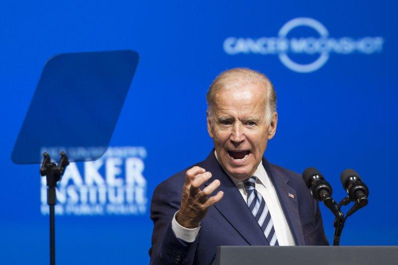 2016-09-21-美國副總統拜登Biden宣布癌症登月計畫Cancer Moonshot-美聯社