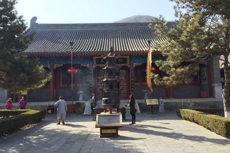 北京房山雲居寺(N509FZ@Wikipedia / CC BY-SA 4.0)