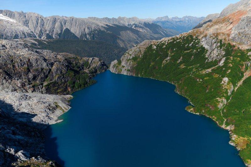 智利的普馬林國家公園(Parque Pumalín)。(取自Tompkins Conservation臉書)